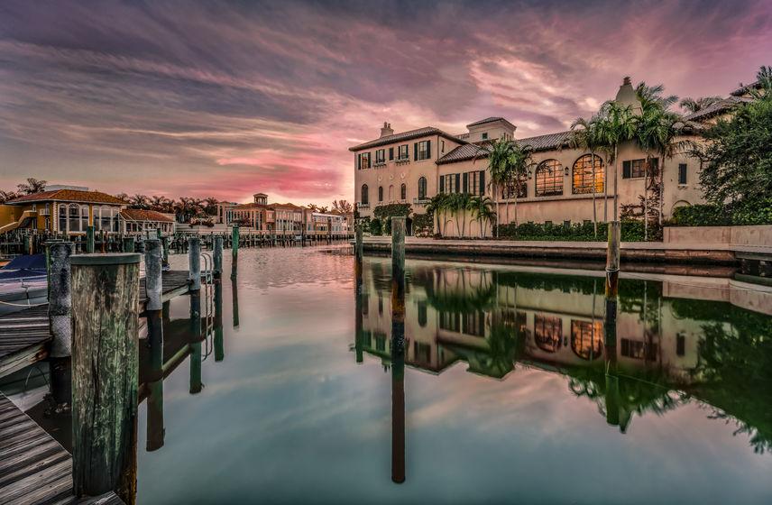 Great Romantic Getaways In Florida