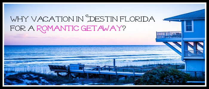 Couple's Vacation in Destin Florida