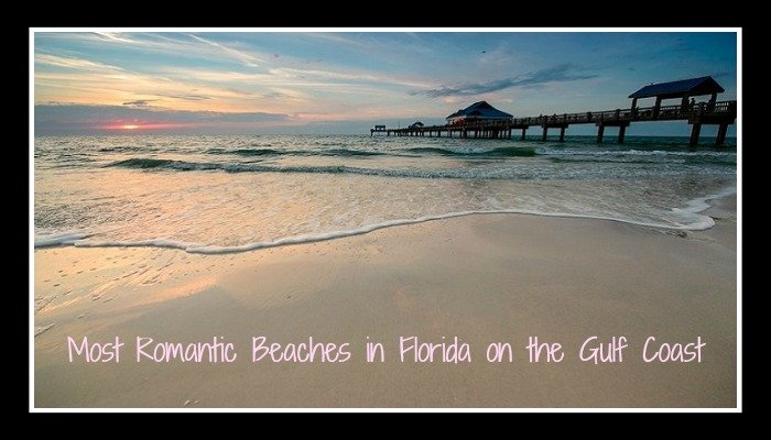 Most Romantic Beaches in Florida on the Gulf Coast